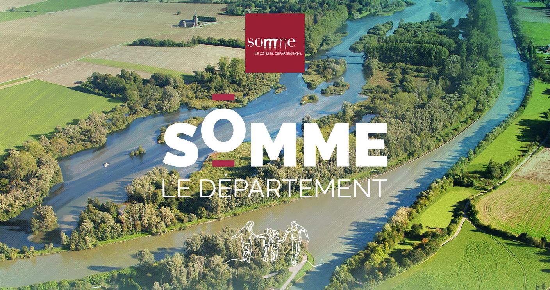 Toutes les actions du Département de la Somme