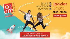 Forum du lycéen 2020